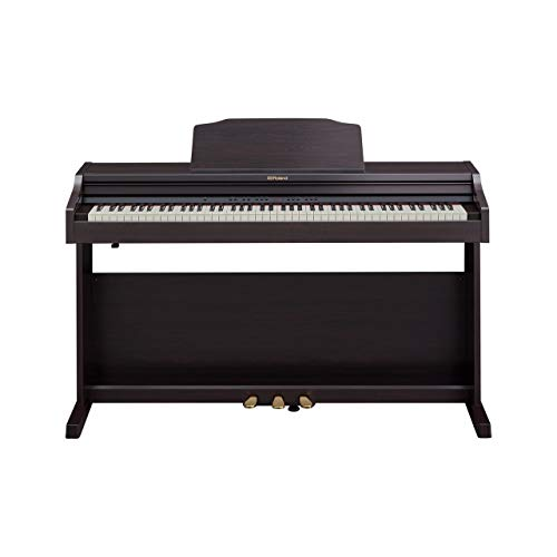 Roland RP-501R 88-key Supernatural Digital Piano with Bluetooth, Rosewood (RP-501R-CRC)