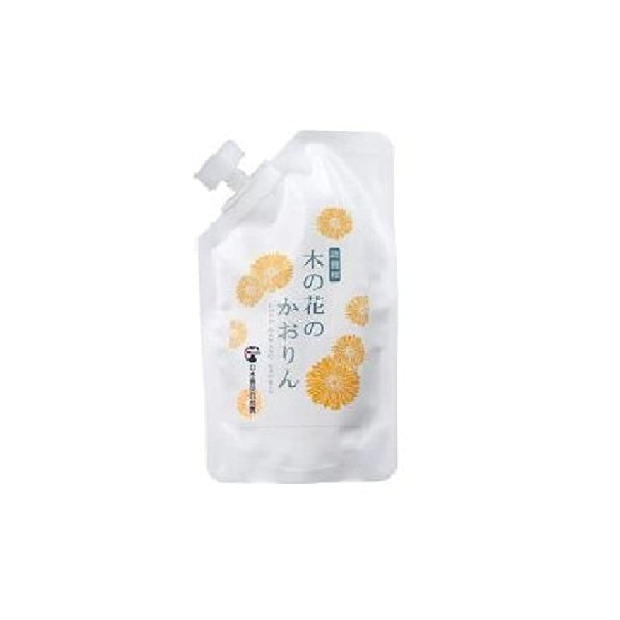 怠付与分割日本豊受自然農 木の花のかおりん(デオドラント)詰替用 100ml