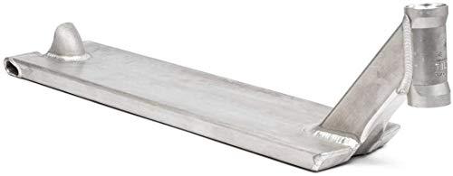 TILT Theory 3 Stunt-Scooter Deck Selects - Tabla para patinete (5,5 x 22 pulgadas), color plateado