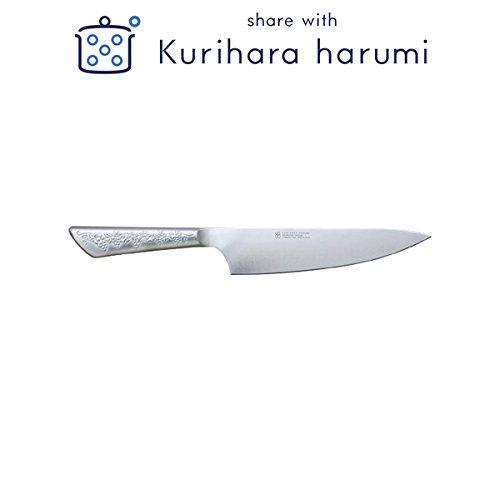 栗原はるみぶどう柄キッチンナイフ(中)
