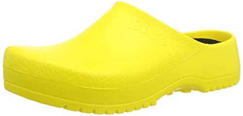 Birkis Super-Birki Kunststoff-Clogs Größe 38,0 245mm Normal Yellow Alpro-Schaum