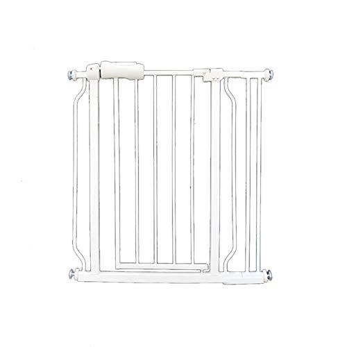 GUO@ Punch Free Stairway Safety Gate Protection de la sécurité des enfants Baby Pet Dog Clôture Clôture Pole Gate (Convient pour largeur 70-73.9cm)