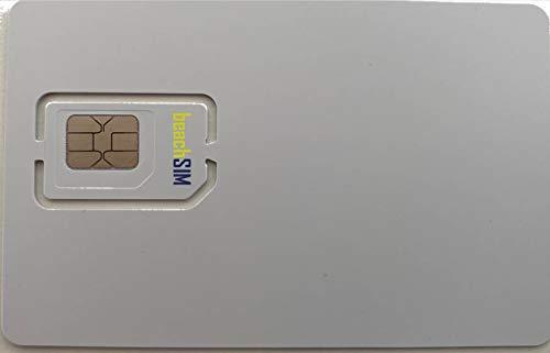 Prepaid SIM-Karte für GPS-Tracker Prepaid SIM Card z.B. Winnes, Paj-GPS