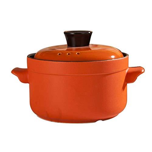 Keramische ovenschotel, met deksel Soeppan Koken Nonstick Pan High Capacity Health Cookware Home Kitchen HRSS