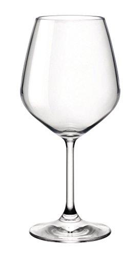 Rocco Bormioli Restaurant Confezione Bicchieri, Taglia Unica, 2 unità