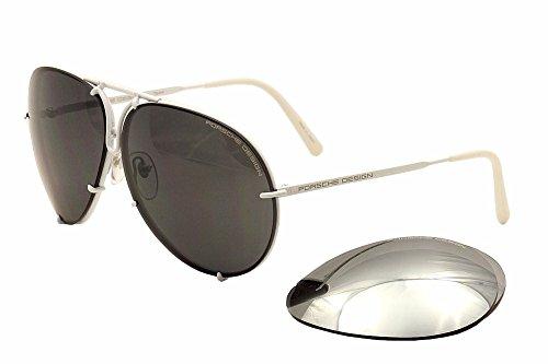 Porsche Design Unisex-Erwachsene Sonnenbrillen P8478, P, 63