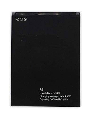 Bateria Compatible con Blackview A5   Capacidad: 2000mAh