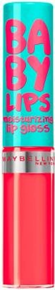 Maybelline New York Baby Lips Moisturizing Lip Gloss, Berry Chic 0.18 oz (Pack of 3)