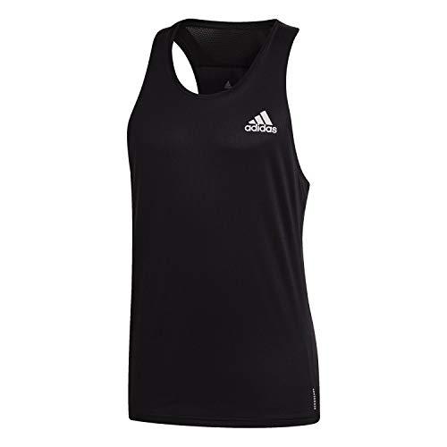 adidas GC7866 OTR Singlet Vest Mens Black L