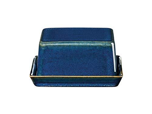 ASA SAISONS Butterdose, Midnight Blue 11 x 8,5 cm, H. 6 cm
