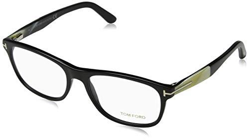 New Tom Ford Eyeglasses Men TF 5430 Black 1 TF5430 56mm
