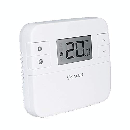 Salus RT310 - Termostato, Color Blanco