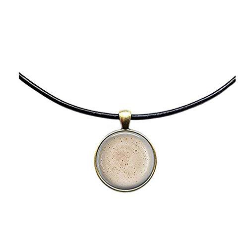 Kaffee Anhänger Halskette Tasse Jewelry