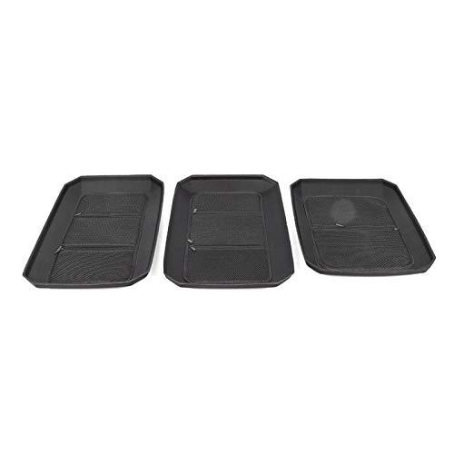 Cómoda funda ajustable para caja de alforja Práctica funda para caja de equipaje trasera Nylon suave para coche