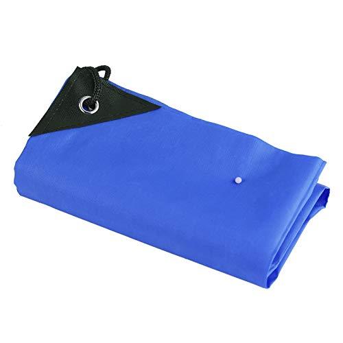 Mikrokos Mochila con cordón - Mochila Impermeable con cordón para Viajes al Aire Libre Bolsa de Almacenamiento para Gimnasio Deportivo para Hombres y Mujeres(Azul)