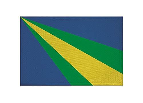 U24 Patch Zeewolde (Nederland) Vlag Vlag Opstrijker Patch 9 x 6 cm