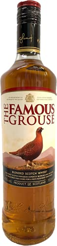Whisky Honey marca Famous Grouse