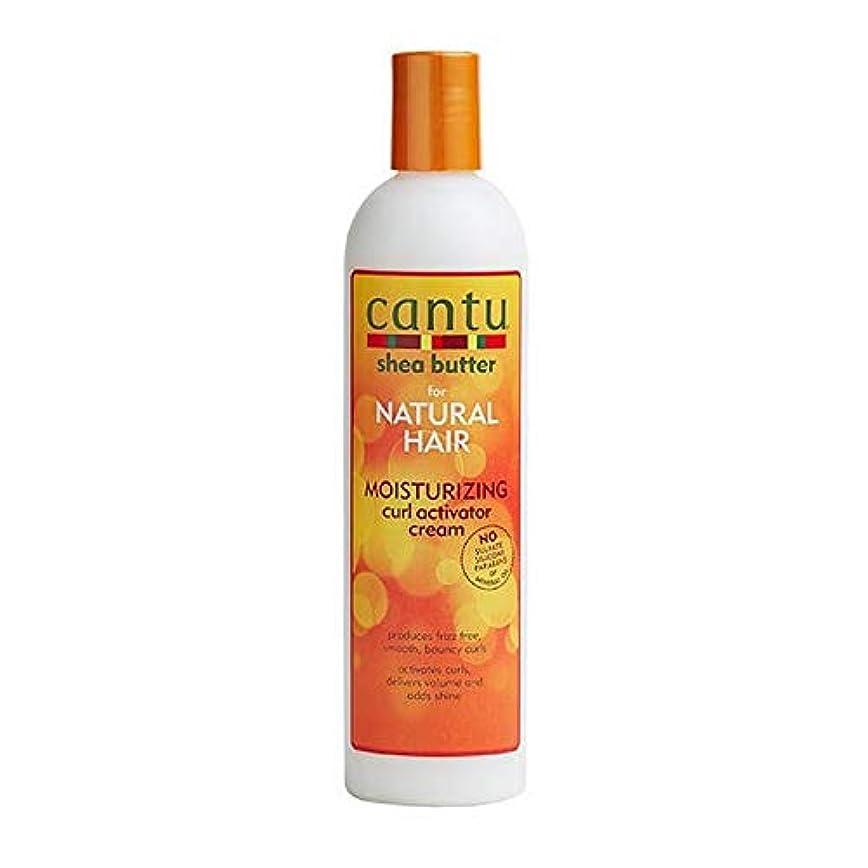 フラップホステス通信網[Cantu ] カールアクチベータークリーム355ミリリットル保湿カントゥ自然な髪 - Cantu Natural Hair Moisturizing Curl Activator Cream 355ml [並行輸入品]