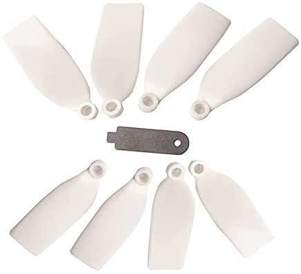 YNSHOU 1 Set di eliche in Nylon per ZEROTECH Dobby Drone CW CCW eliche a sgancio rapido per Dobby Pocket Drone con Pezzi di Ricambio per Attrezzi di rimozione