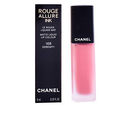 Rouge Allure Ink Le Rouge Liquide Mat 168-Serenity 6 Ml