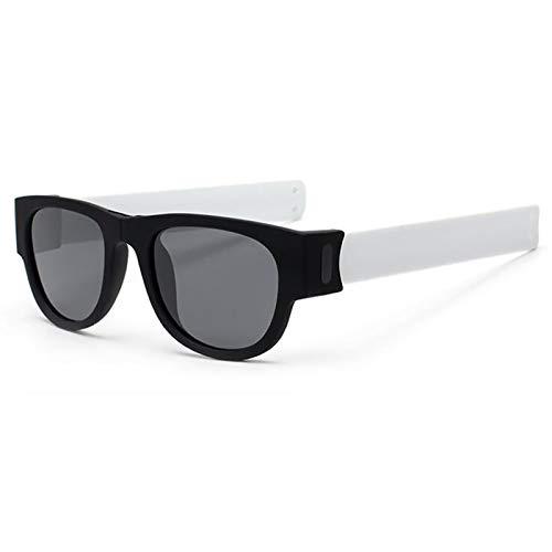 Bias&Belief Gafas Sol Polarizadas Mujer,Gafas De Sol Hombre,Liviana Plegables Lentes Deportivas Protección...