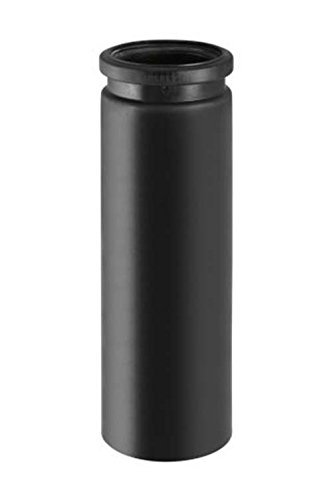 Geberit 366.887.16.1 HDPE Straight Connector Waste Fittings by Geberit