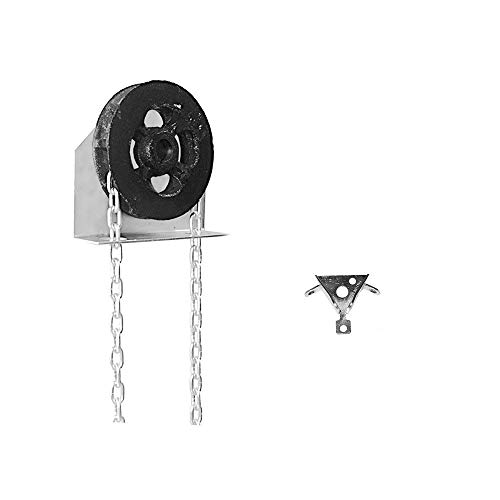 Buy Bargain Garage Door Chain Hoist Model 200R Direct Drive 3 3/8 Inch Offset (1 Inch Shaft)