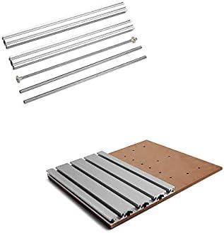 Aluminum cnc router kit