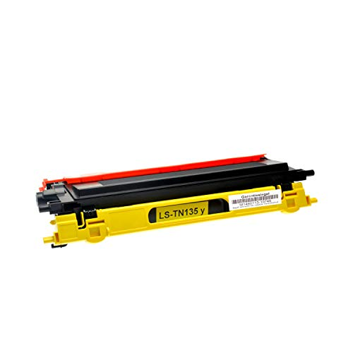 Logic-Seek Toner kompatibel für Brother TN-135 Yellow DCP-9040 9042 9045 CN CDN HL-4040 4050 4070 CDNLT CN CDN CDW MFC-9440 9445 9450 9840 CDW CN CDN CLT