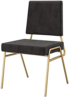 Set of 4 Green 404134 Zuo Trafico Dining Chair