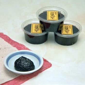 新出商店 奥能登味噌に香り豊かな黒ごま 奥能登ごまみそ 130g