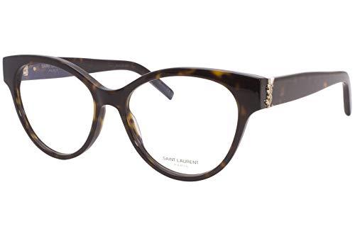 Yves Saint Laurent Montatura Occhiali Vista Donna SLM34 Colore 004 Calibro 53/16