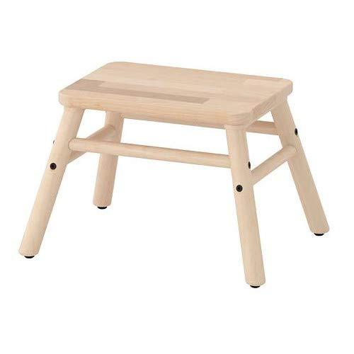 Ikea Taburete VILTO BircH