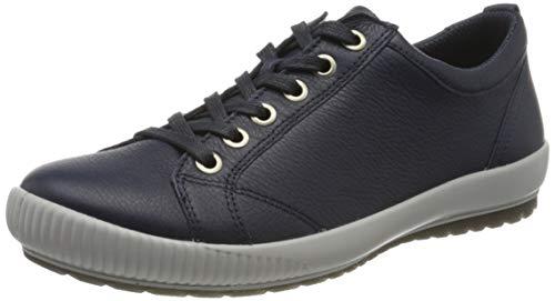 Legero Damen Tanaro 4.0 Sneaker, Blau (Pacific) 8000, 41 EU