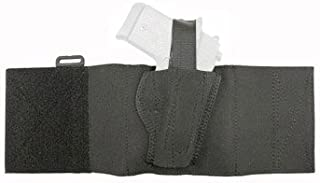 DeSantis Apache Ankle Rig Holster fits Ruger LCP 380 with LG-431 Laserguard