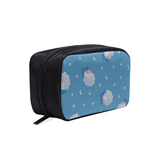 Womans Designer Bags Lovely Sheep Wild Animal Enfants Sacs De Mode Pour Les Filles Suspendues Trousse De Toilette Large Pack Sac Pour Femmes De La Mode Sacs Cosmétiques Multifonction Cas Des Hommes S