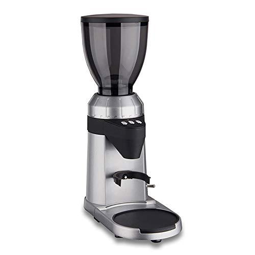 Haushaltskaffeemühle, Elektrische Kaffeemühle Mit Automatischer Steuerung Der Pulveraustritts Für Kaffeebohnen, Nüsse, Gewürze, Samen, Getreide