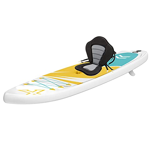 X Paddle Boards X3 – Pack completo de paddle hinchable, 305 x 82 x 15 cm, convertible, Kayak