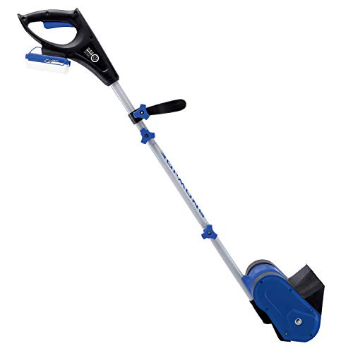 Snow Joe 24V-SS10 24-Volt iON+ Cordless Snow Shovel, 10-Inch, Battery and Charger