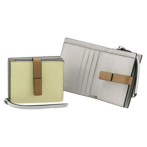 LOEWE(ロエベ) 財布 二つ折り COMPACT ZIP WALLT 二つ折り財布 12412Z44 0051 4354 [並行輸入品]