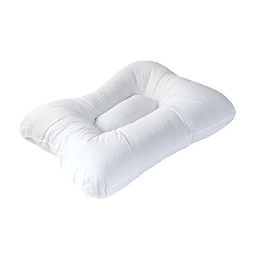 Mabis Stress-Ease Allergy-Free Pillow, White 554-7904-1900