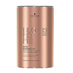 Schwarzkopf BlondMe Bond Enforcing Premium Lightener 9+ Dust Free Powder