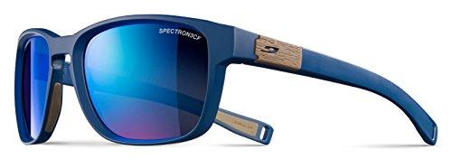 Julbo Paddle Sonnenbrille, Blau/Wood, 3.5