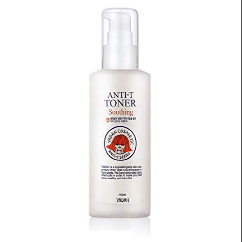 YADAH Anti-T Toner 100ml for Acne and Troubled Skin