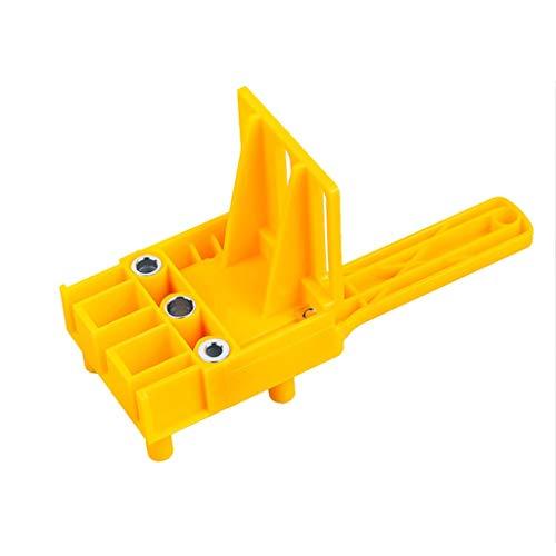SMEJS Gjtzj - Broca para carpintería (6/8/10 mm, perforadora de madera, perforadora manual, para carpintería, color B)