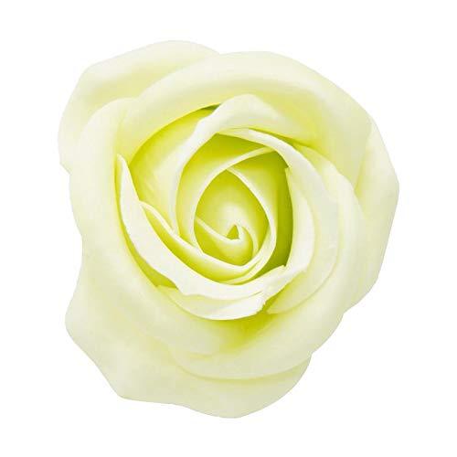 サボン ドゥ フルール ヴィオレ 8輪BOX ミントグリーン プリザーブドフラワー 花材