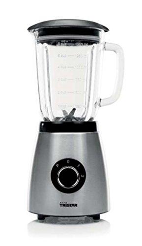 Mixeur Tristar BL-4458 – Volume : 1,5 litre – Châssis en acier inoxydable