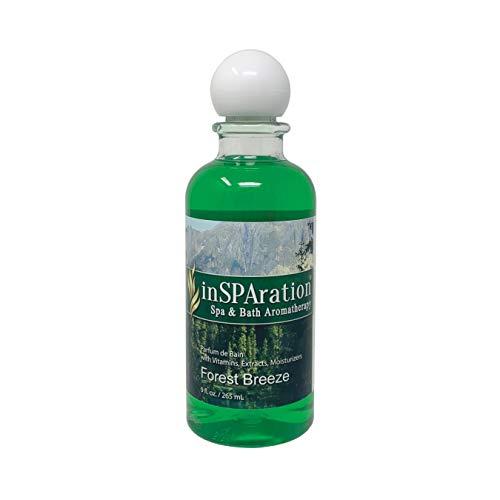 inSPAration Spa et Bain aromathérapie 115 x Spa Liquide, 255,1 Gram, Forest Breeze