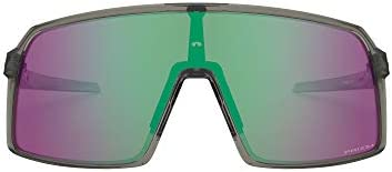 Oakley Men s OO9406 Sutro Shield Sunglasses Grey Ink Prizm Road Jade 137 mm product image