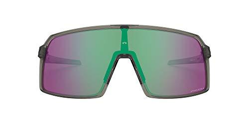 OO9406 Sutro Shield Sunglasses, Grey Ink/Prizm Road Jade, 37 mm